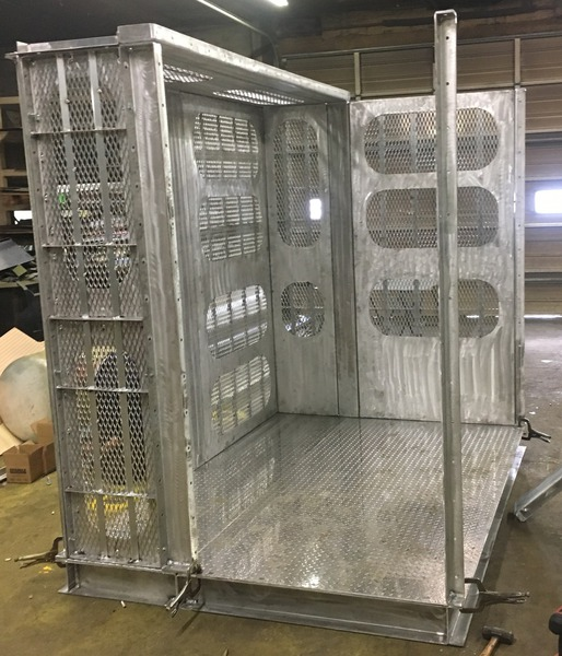 Portable Containment Cells Containment Prison Cells Holding Cells